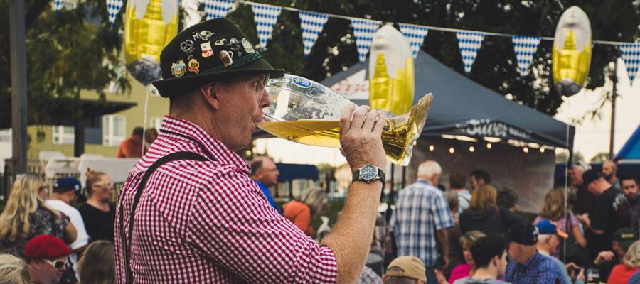 bota de cerveza fotos