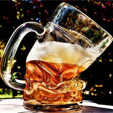 jarra de cerveza personalizada