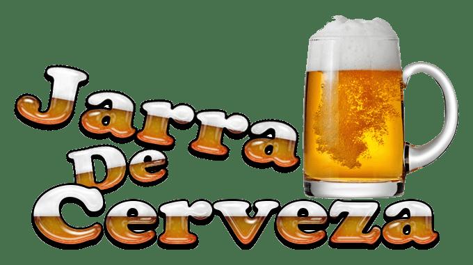 logo jarra de cerveza