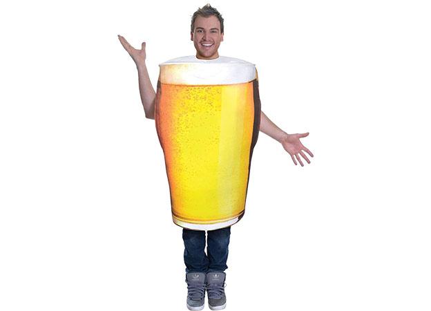 disfraz jarra de cerveza adulto