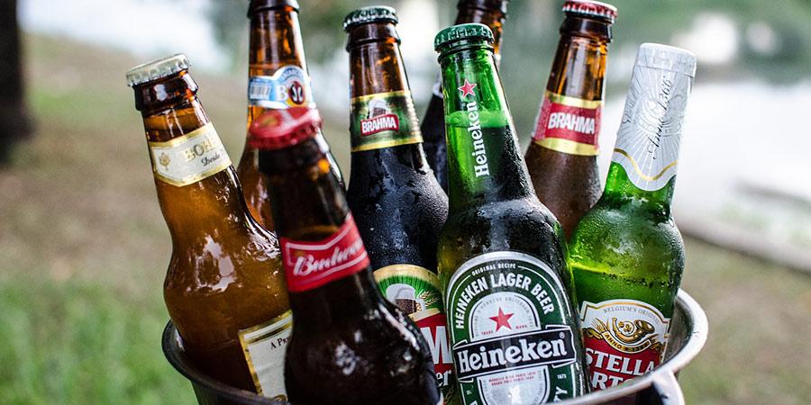 cubos de cerveza baratos